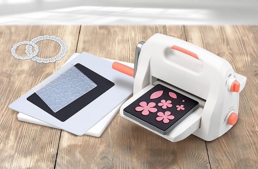5 Best Embossing Machines for Your Ideal Greeting Cards, Scrapbooking Elements, and More