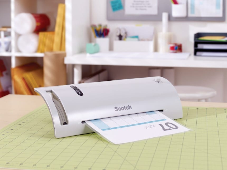 6 Best Laminating Machines for Home and Office Use