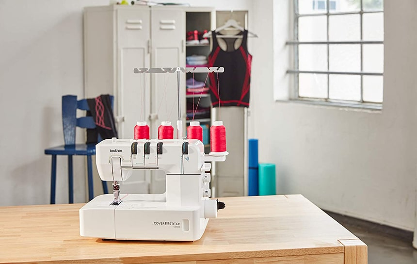 5 Best Brother Sergers - The Top Quality for Home and Business