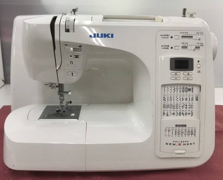 10 Best Juki Sewing Machines - Reliable and User-Friendly Machines From a Respectable Brand!