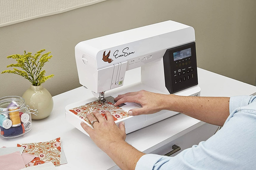 8 Best Sewing Machines for Advanced Sewers – Make Fantastic Stitches and Top-Quality Clothes!