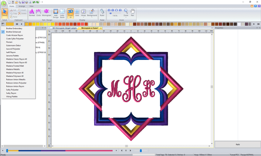 10 Best Embroidery Software - Unlimited Options With Just a Click