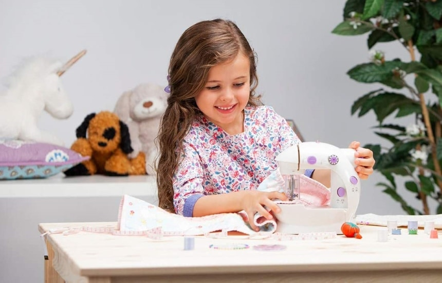 10 Best Mini Sewing Machines - Create Without Taking Too Much Space!