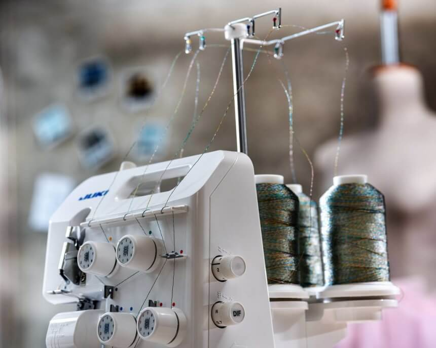 8 Best Sergers for Beginners - Learn How to Become A Pro