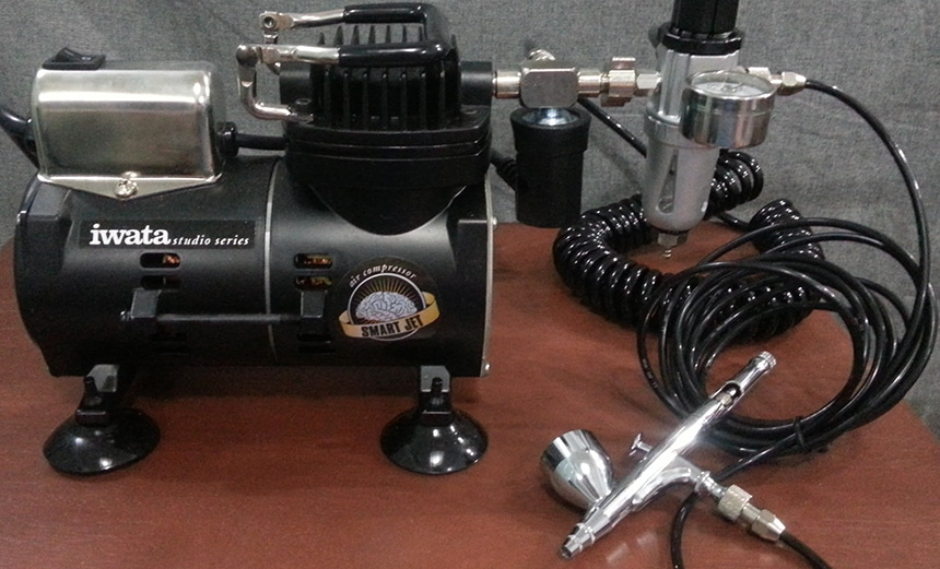 8 Outstanding Airbrush Compressors for All Kinds of DIY Projects