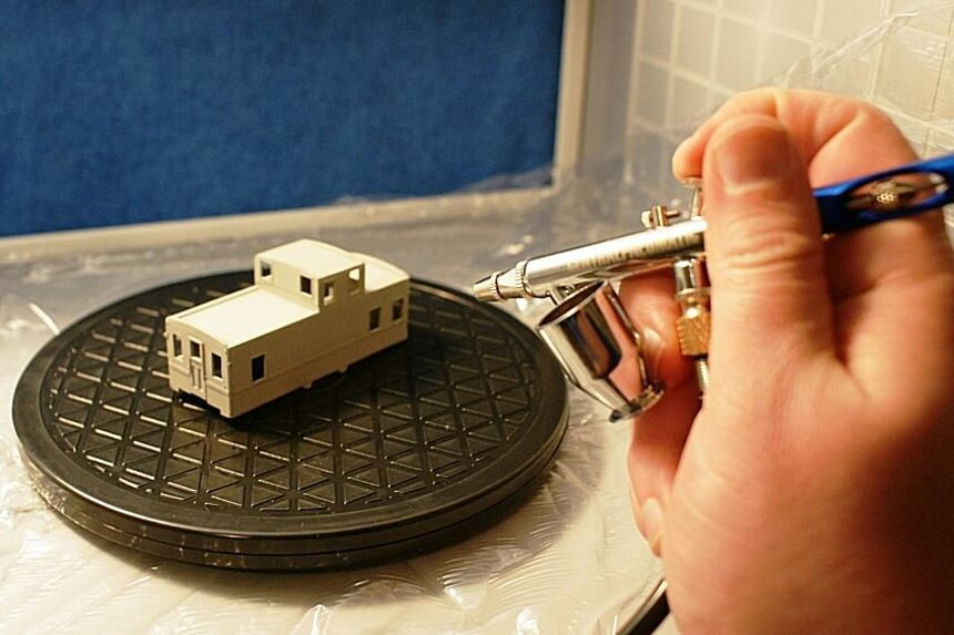 12 Amazing Airbrushes for Models - Precise Patterns on Miniatures