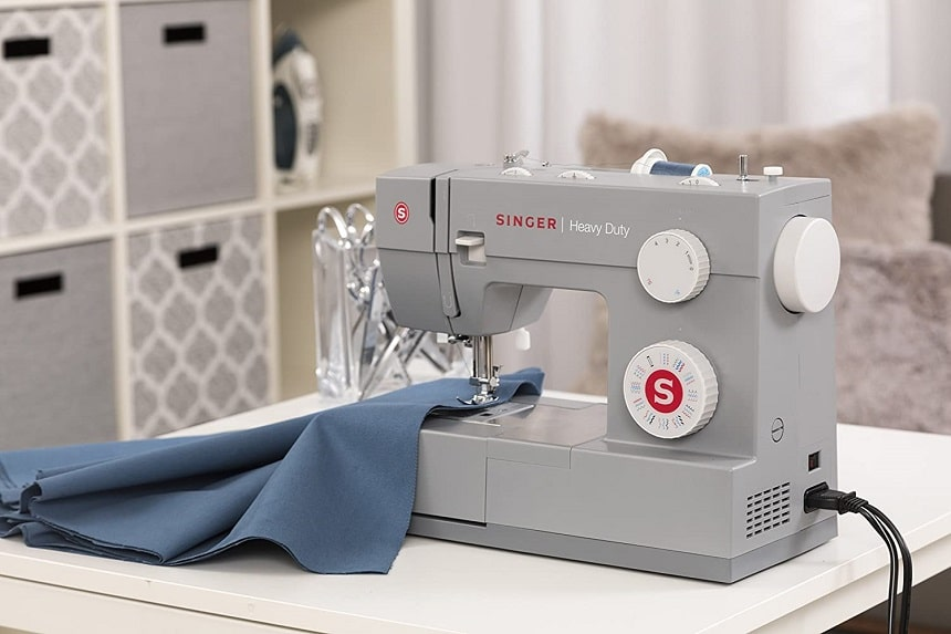 9 Best Heavy-Duty Sewing Machines to Work on Daring Projects