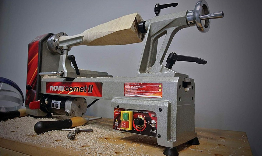 10 Best Midi Lathes for Perfectly Shaped Crafts