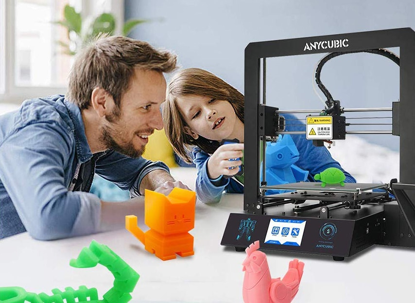 4 Best 3D Printers for ABS - Why to Print Only Images and Photos if More Can Be Done