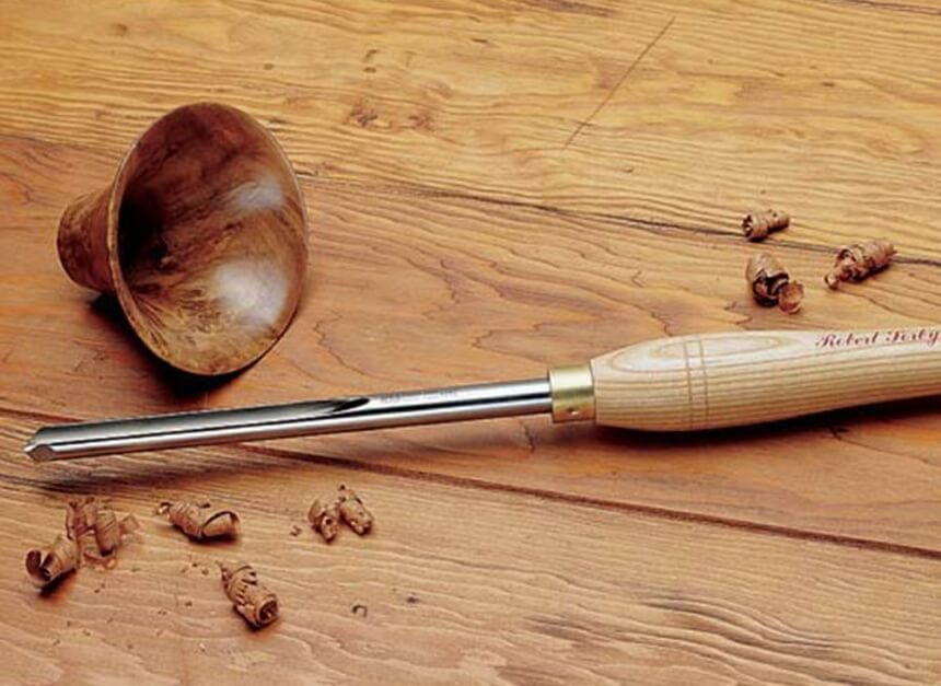 10 Best Bowl Gouges to Make Woodturning as Efficient as Possible