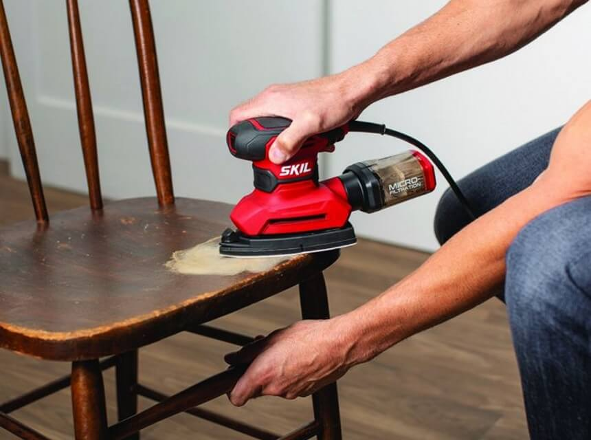 6 Best Sanders for Furniture to Make the Job Easy and Fun