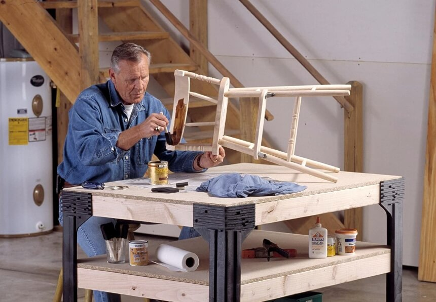6 Reliable Woodworking Benches - Make Your Work Space Comfortable