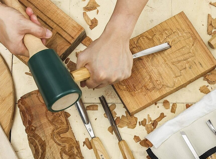 6 Amazing Wood Carving Tools for Beginners to Fall in Love with New Hobby