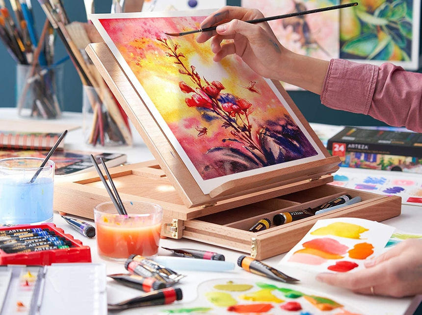 8 Outstanding Watercolor Paints for Beginners and Professional Artists