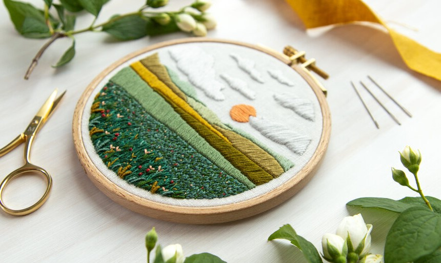 Cross Stitch vs Embroidery: What's the Difference?