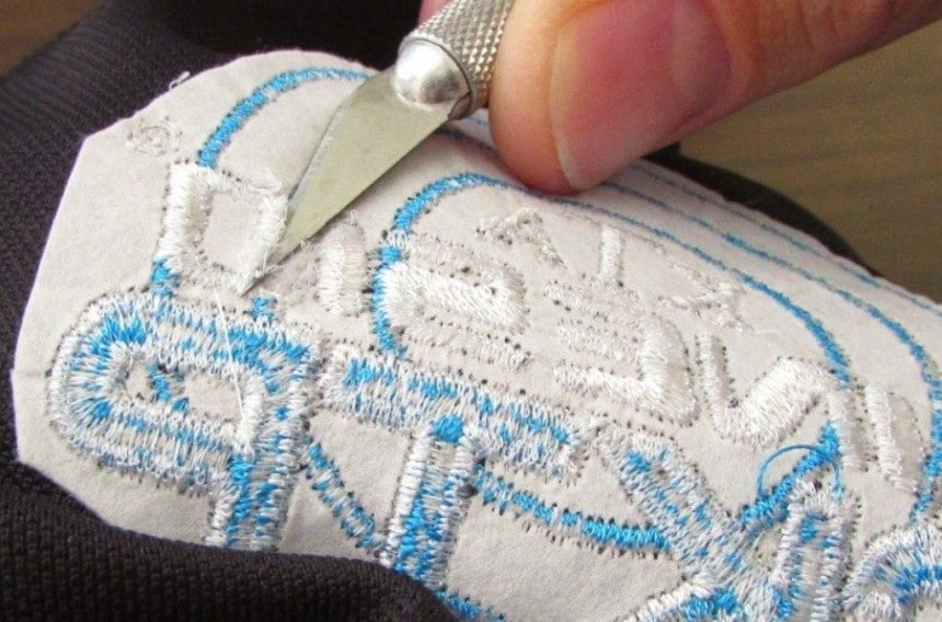 How to Remove Hand and Machine Embroidery From Clothing
