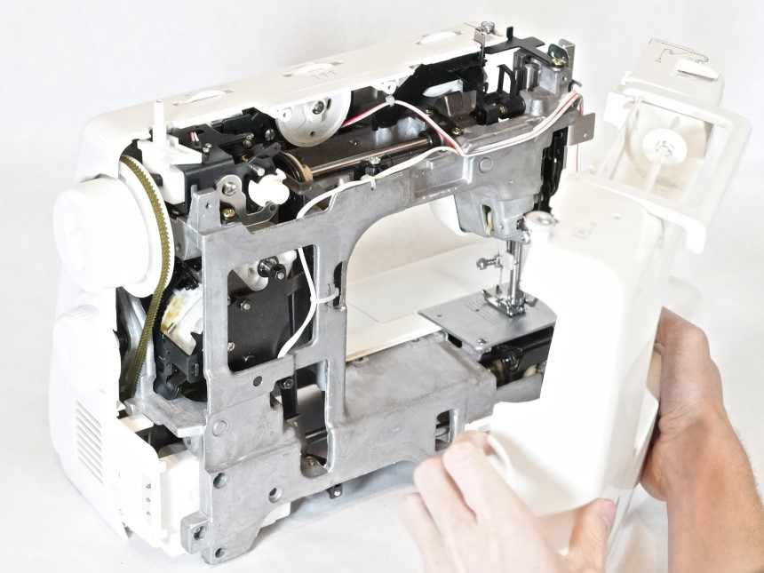 How to Unfreeze a Sewing Machine?