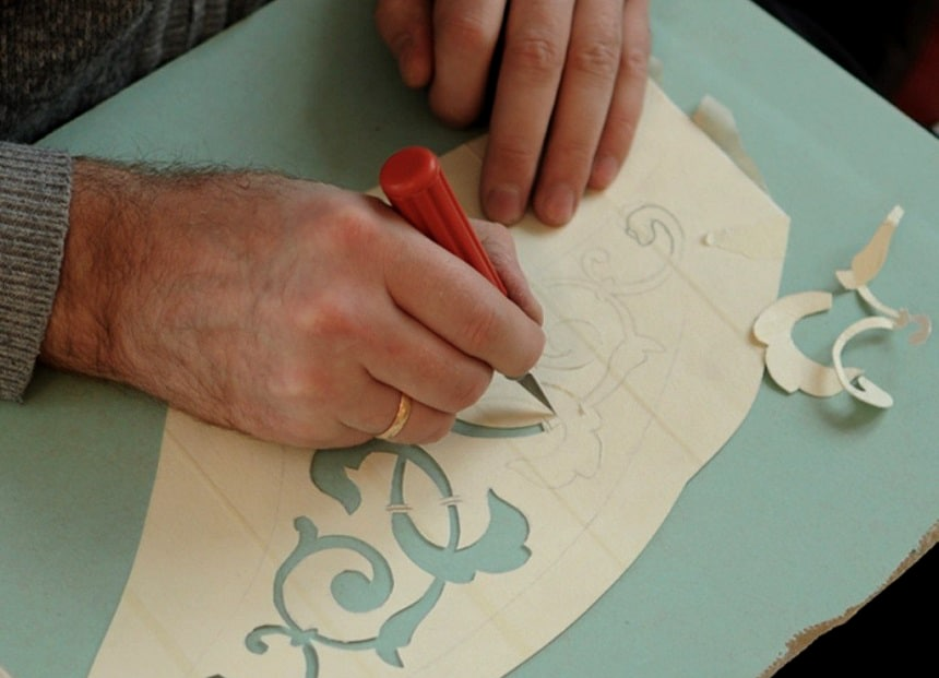 How to Make Airbrush Stencil