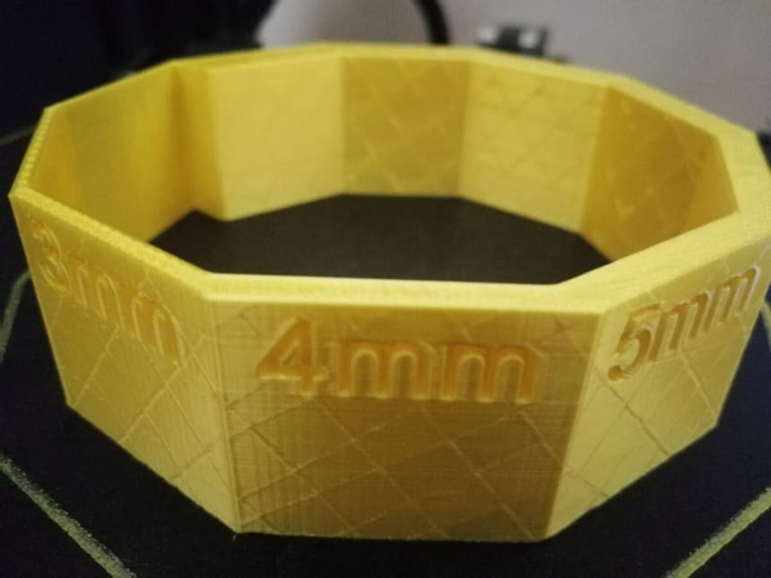 3D Printing Shell Thickness - Everything You Should Know