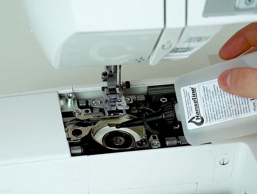 How to Oil a Sewing Machine in 4 Steps