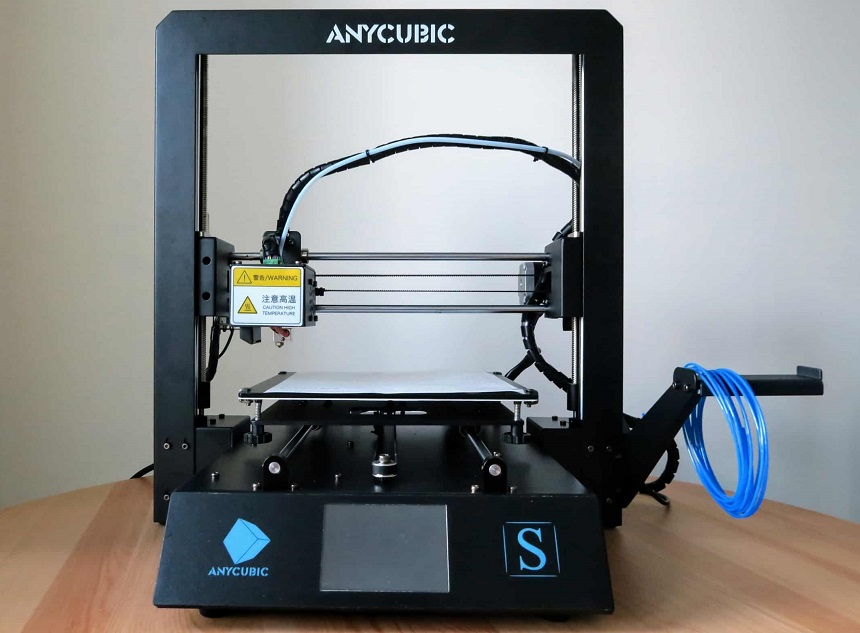 Anycubic Mega-S Review