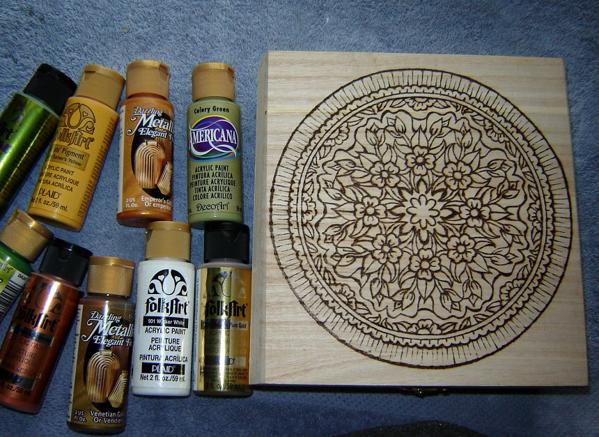 How to Add Color to Wood-Burning Projects: Easy and Effective Ways