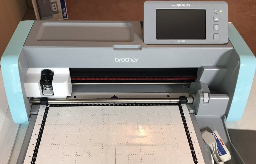 Brother ScanNcut SDX125E Review