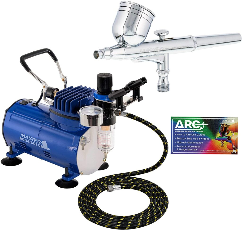 Airbrush Basics: Everything You Need to Know to Start Your Project Right Away